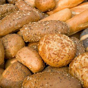Krokant brood